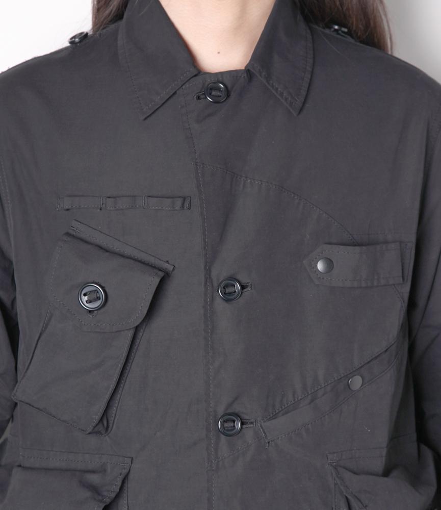 Tenkara Shirt Black Details Front.jpg