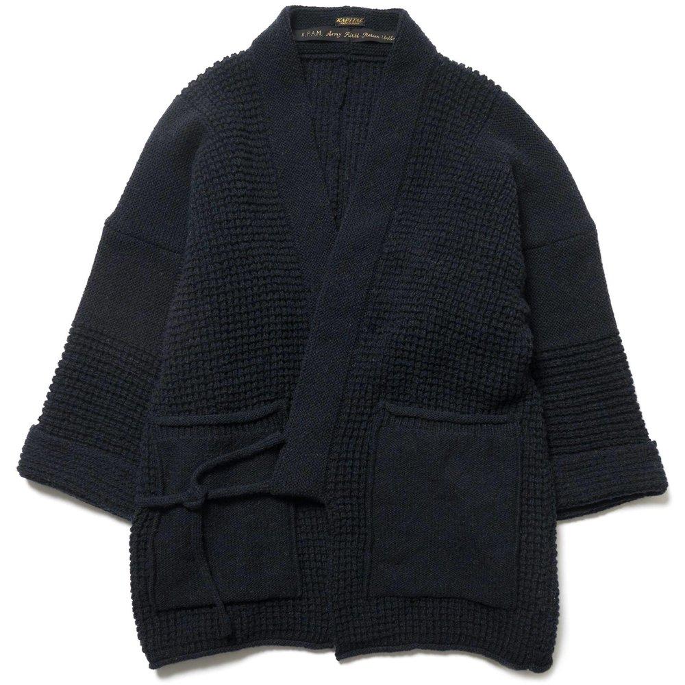 KAPITAL-5G-Wool-Waffle-KESA-Cardigan-NAVY-1.jpg