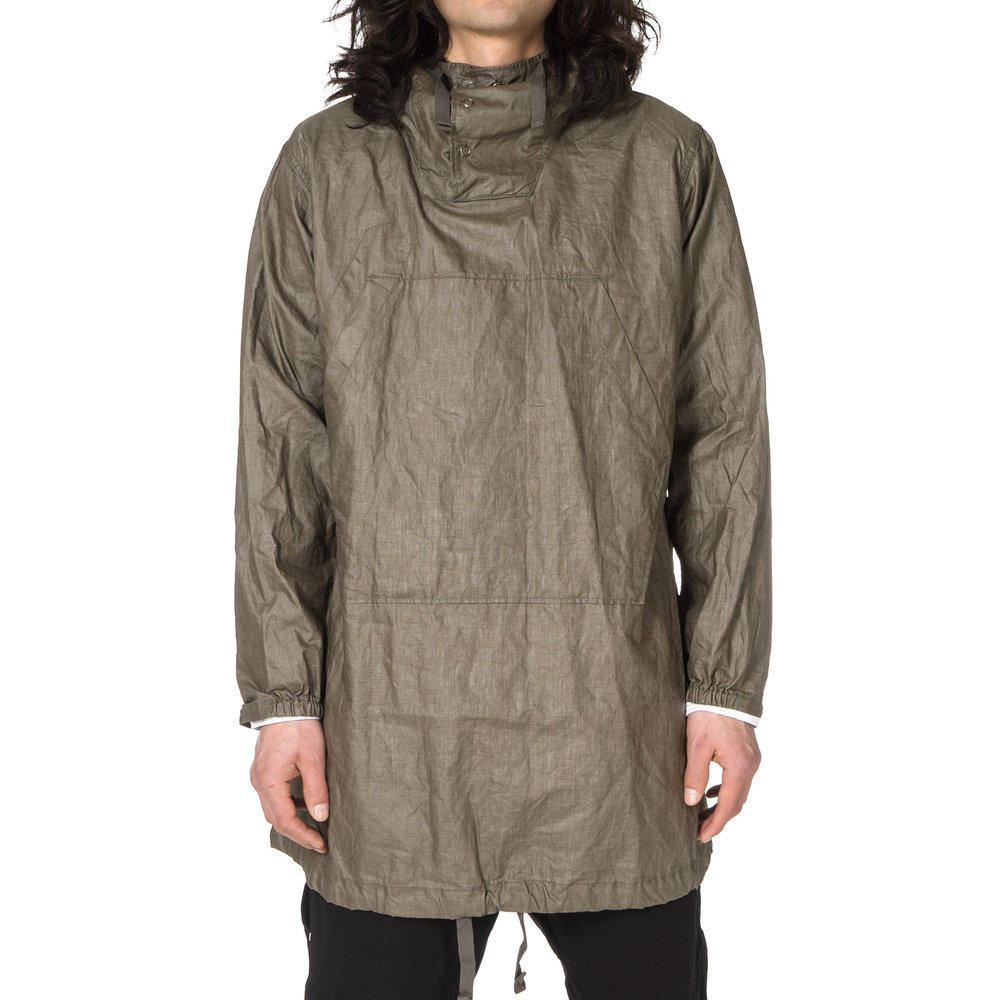Engineered-Garments-Cagoule-Coted-Linen-OLIVE-2.jpg