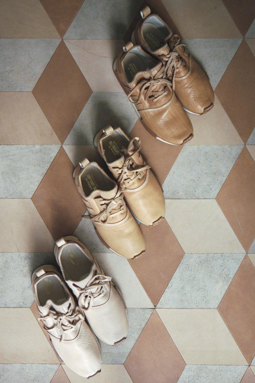 adidas nmd white mens Engineered Flooring