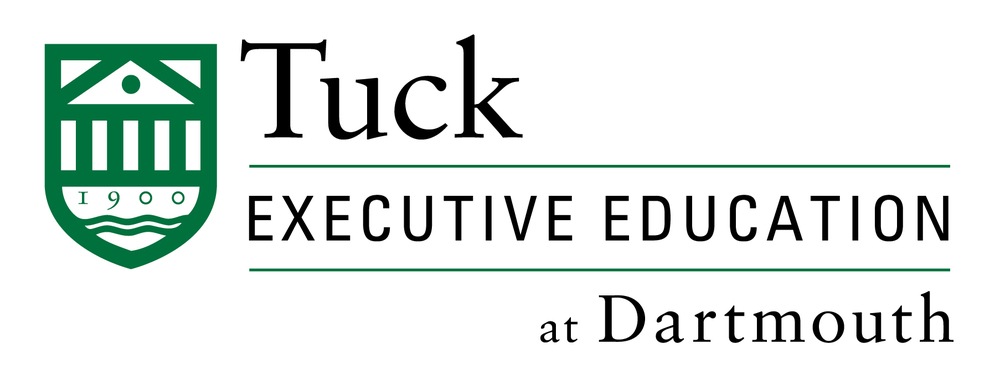Tuck Executive Education at Dartmouth: Executive Learning Programs