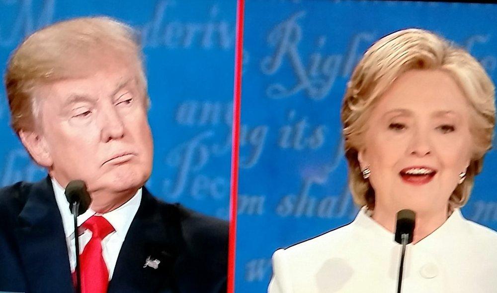 Las Vegas Debate