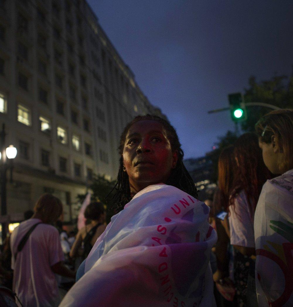 Foto de Pétala Lopes, do  Coletivo Amapoa .