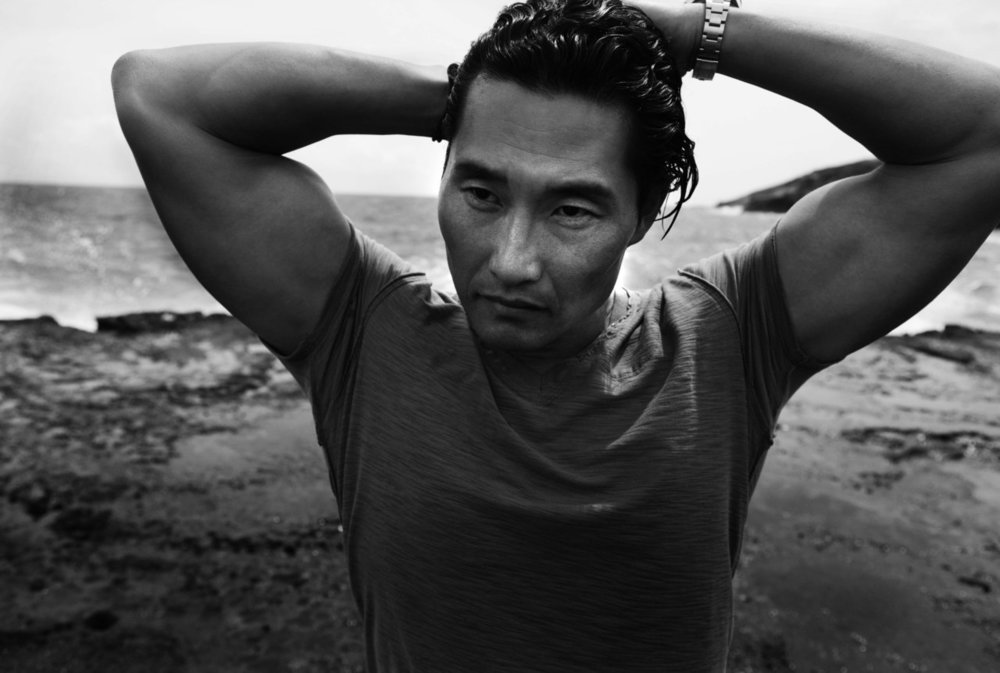 Just gonna leave this pic of Daniel Dae Kim here.