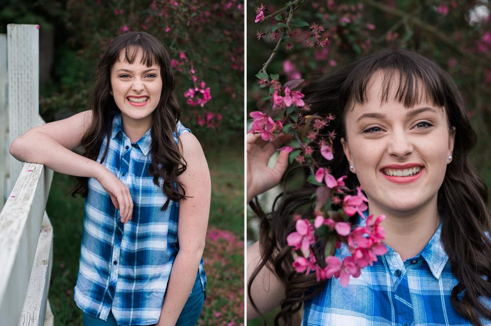 Senior Rep | Claire