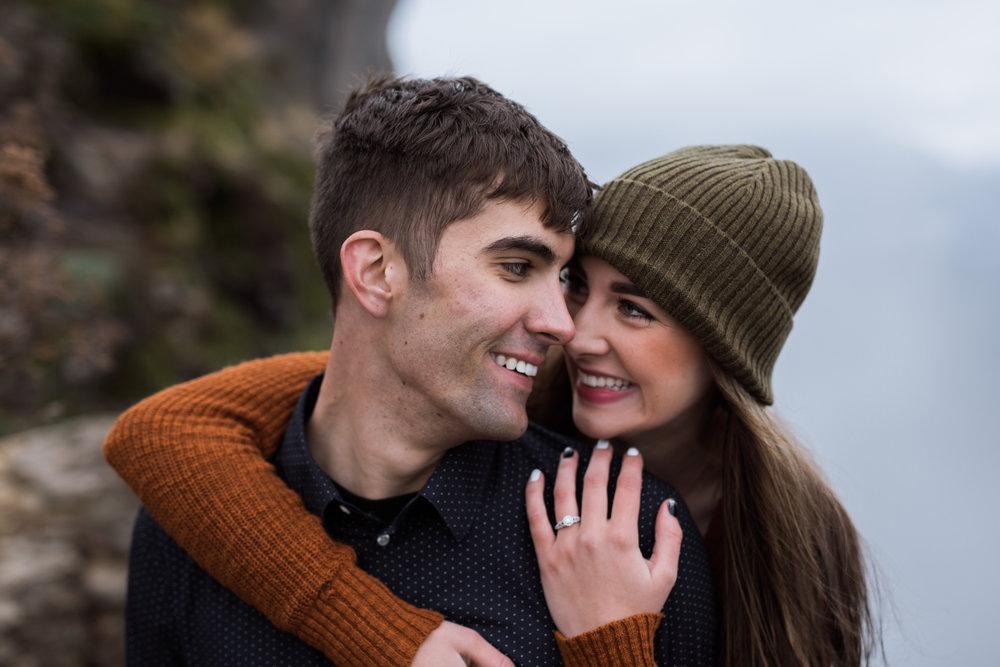 I + J | Engaged