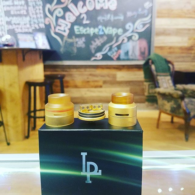 We have the new Goon LP RDA 😎