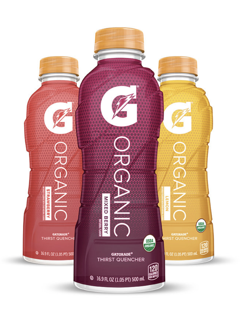 Organic Gatorade: Photo: Atlantic Health Blog