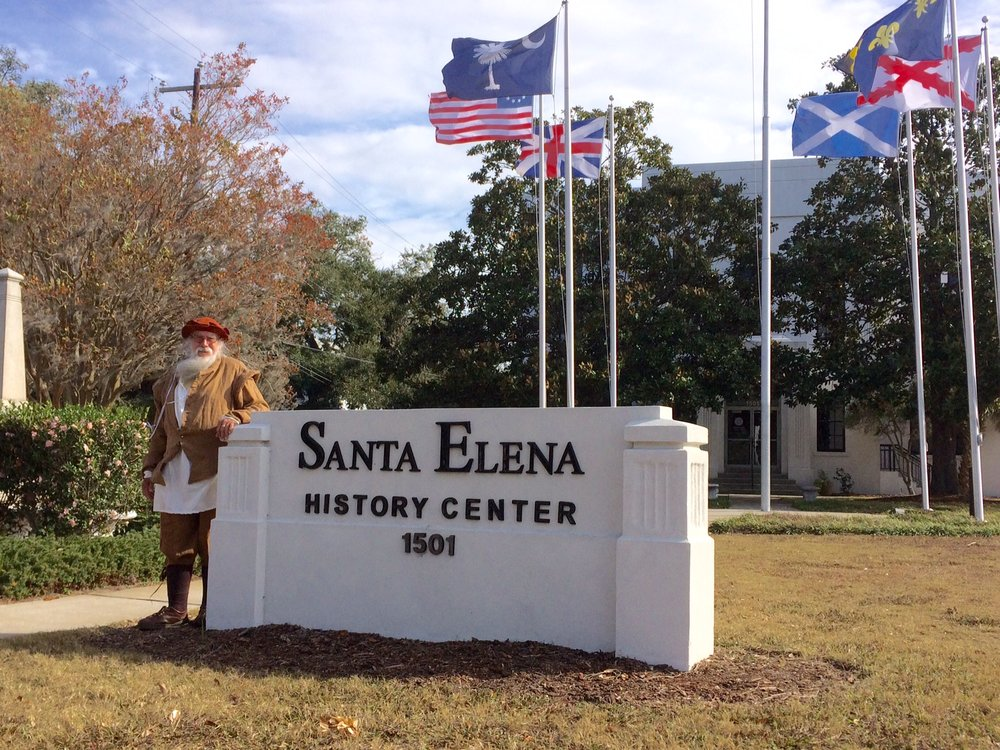 - Add on the Santa Elena History Museum Ticket in Downtown Beaufort SC: The mission of the Santa Elena Foundation is To discover, preserve, and share the untold story of America's first – and lost – century through the rise and fall of Santa Elena. The strategic vision for the Santa Elena Foundation is to expand the knowledge of Santa Elena and other 16th Century European settlements in the area of the Port Royal Sound. The vision of the Santa Elena Foundation will be achieved via continual archaeological research and through programs at a cultural interpretive center. Cost is additional $10.00 per person