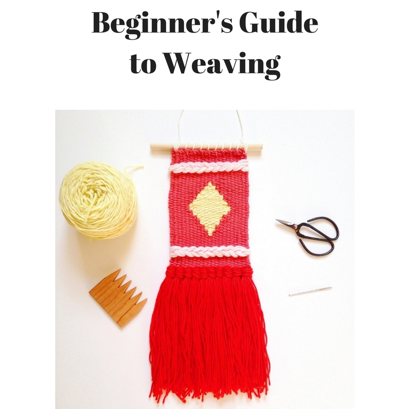 Beginner's Guide to Weaving.CoverPage.jpg