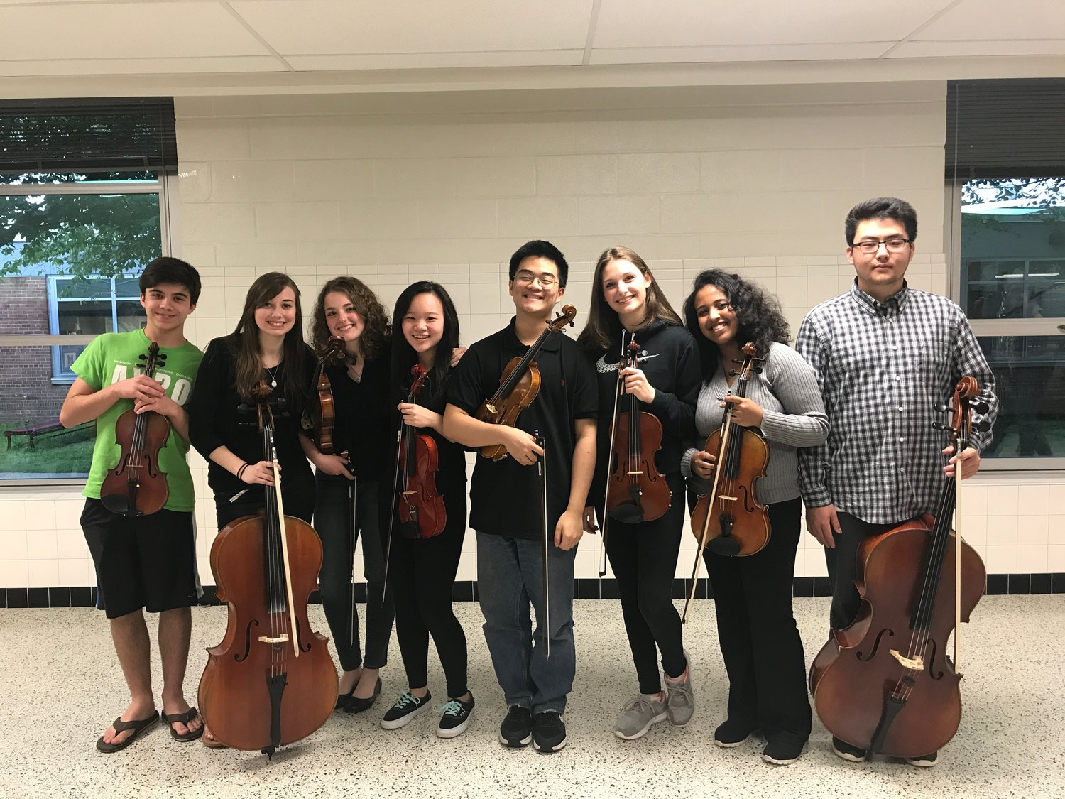 AYPO Students Win Misbin Competition! — American Youth Philharmonic