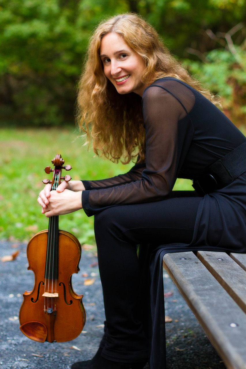 Nurit Bar-Josef   Violin