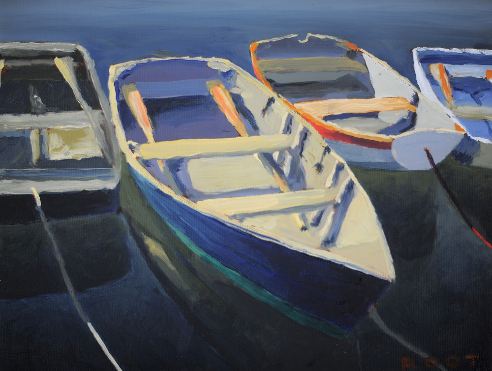 Dinghies Study