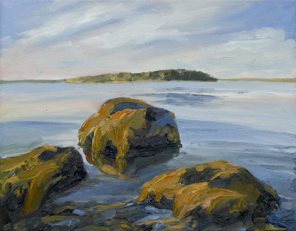 Three Rocks Study