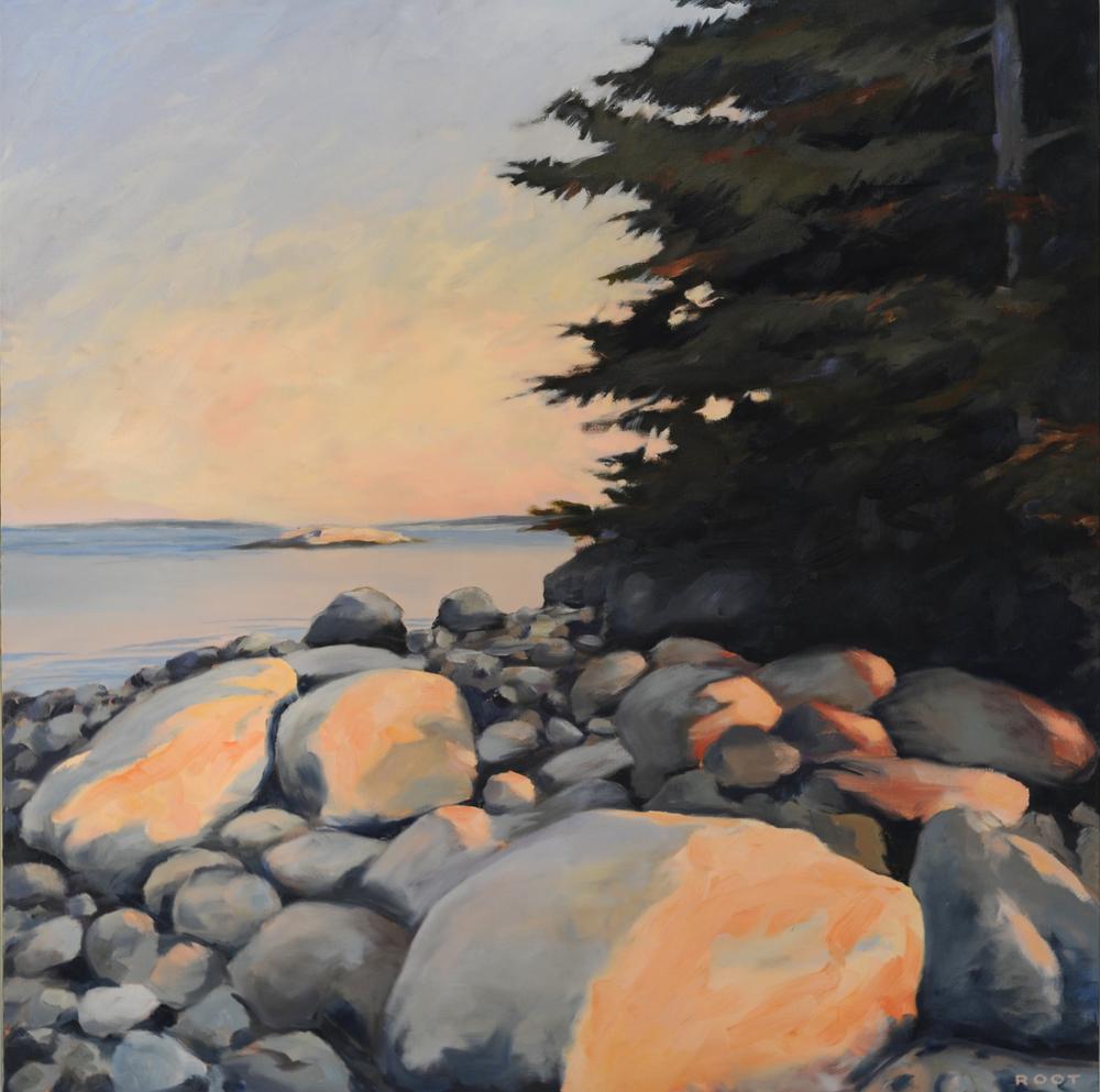 Rocks on Louds Island