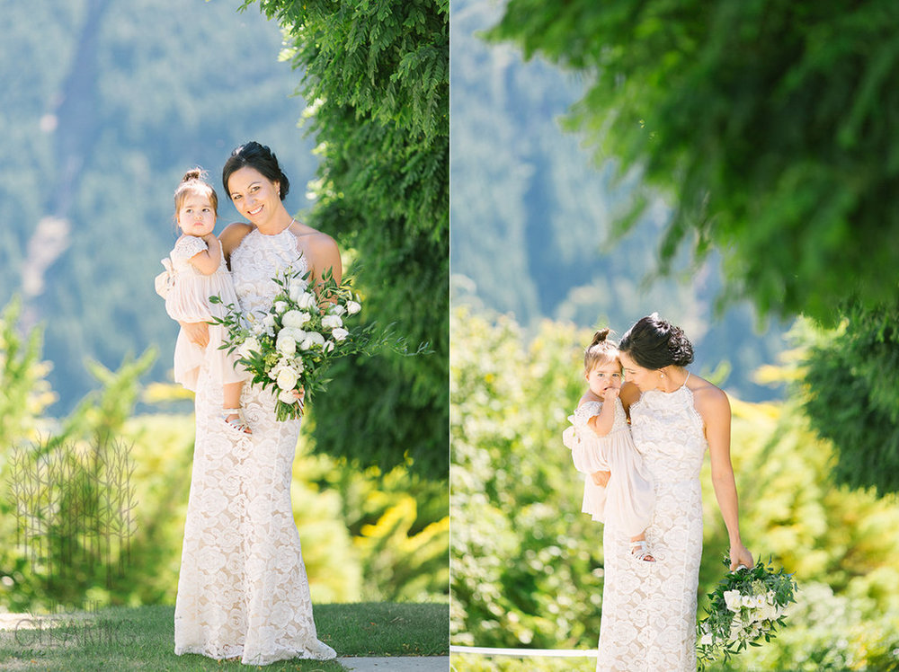 Beautiful Summer bride Michelle | Wanaka Wedding Make-up | www.roadtobeauty.co.nz | photography by Into the Clearing