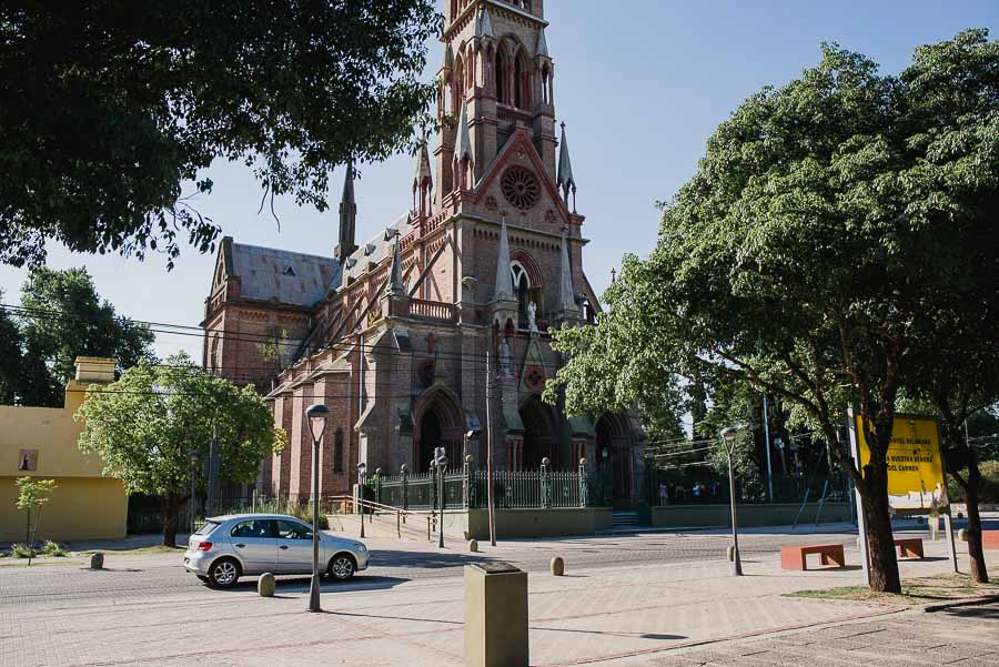 Iglesia Nuestra Señora del Carmen Villa Allende