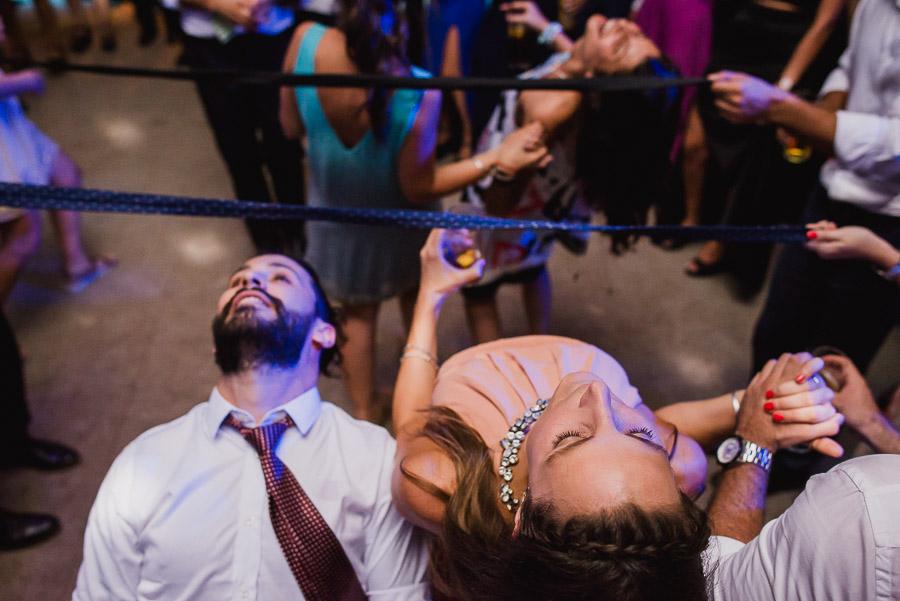 bailes típicos en un casamiento