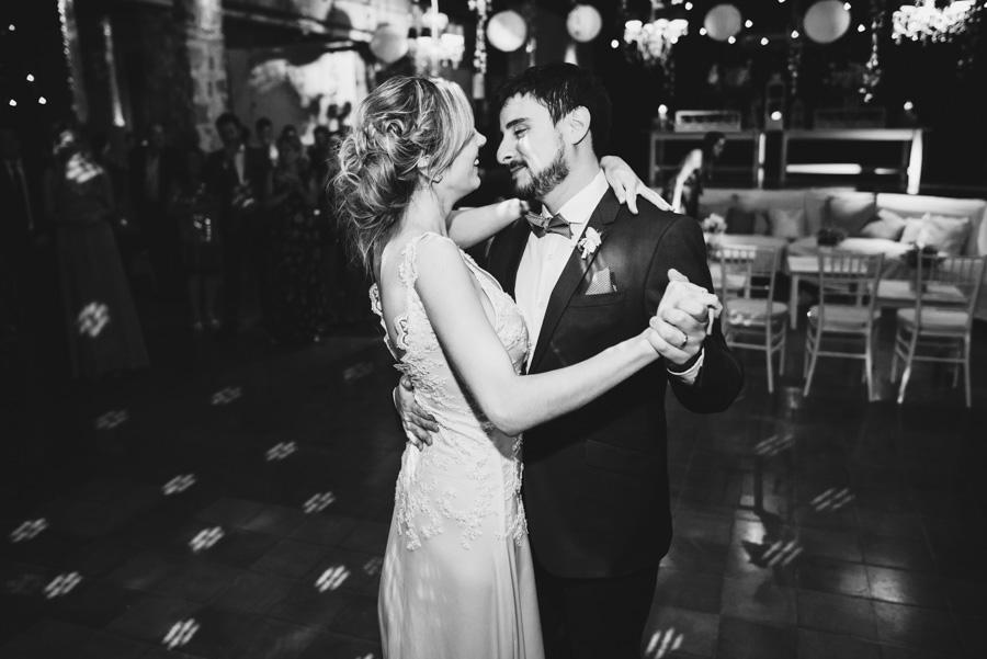 primer baile como marido y mujer