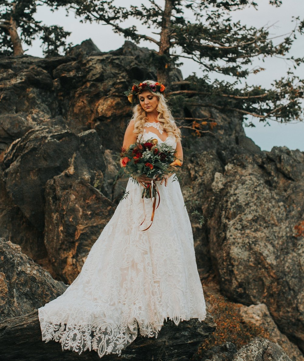 October 2016 - Couture Colorado - Fall Bridal Inspiration