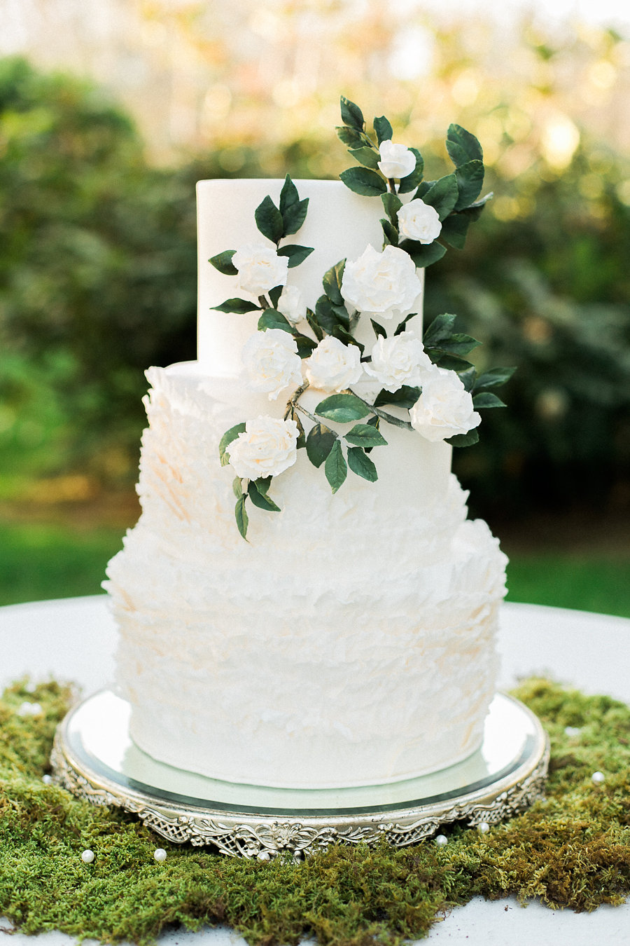 Weddings — Catherine George Cakes