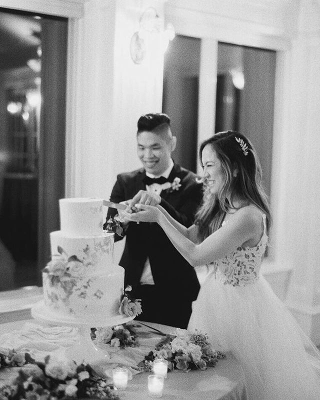"♥️♥️♥️ RepostBy @agriffinevents: ""Wishing the happiest of first anniversaries (+1 day) to one of our sweetest couples! May you fill each year with memories more exciting and full of laughter than the last ✨. - - - @breauxweddings. @incredibledjs. @agriffinevents. @grandale. @kateignatowskiphoto. @dpweddingfilms. @elizabeth.trenti. @catherinegeorgecakes. @tress_styles. @susanlimmakeupartist. @paperculture. @plainjanemadeit. - - - #bride #wedding #weddingplanner #dcwedding #virginia #maryland #photography #agriffinevents #weddingstyle #style #design #decor #huffpostido #theknot #weddinginspiration #inspiration #stylemepretty #thedarling #vawedding #mdwedding #livethelittlethings #risingtidesociety #dcweddinginspo #weddinginspo #beautiful #engagementring #flowers #justmarried #engaged"" (via #InstaRepost @AppsKottage)"