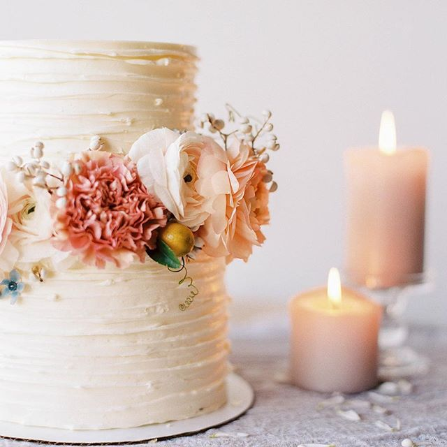 "These ladies know how to make a cake look good!  RepostBy @reneehphoto: ""Up on @stylemepretty front page today with this gorgeous spring editorial. Nothing like a bright and romantic palette to get you ready for the season! • Planning @adrianamevents @emmmajob @thepetalreport  Florals @crimsoncloverfloral  Rentals @whitegloverentals  Cake @catherinegeorgecakes  Venue @prismannapolis  Calligraphy @kelseymaliecalligraphy Dress @wrenbridal  Model @catealittle  Hair & Makeup @vintageveils  Film Lab @thefindlab  Photographer @reneehphoto • #reneehollingshead #fineartwedding #stylemepretty #annapoliswedding #dcwedding #marylandweddingphotographer #dcweddingplanner"" (via #InstaRepost @AppsKottage)"