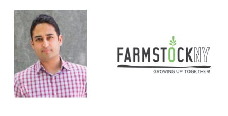 With over 8 years experience working for Deutsche Bank Asset Management Group, Farmstock CEO Ateet Mathur uses his experience working with early stage investments and institutional sales to drive his passion for organic, locally grown food and making a positive impact.