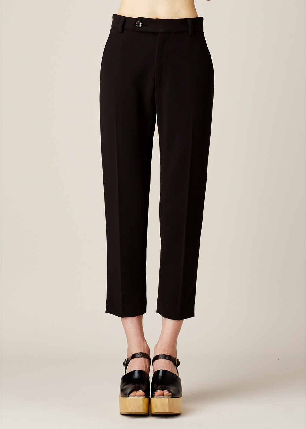 Rachel Comey Black Murray Pant