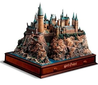 Harry Potter Hogwarts Castle Blu-Ray