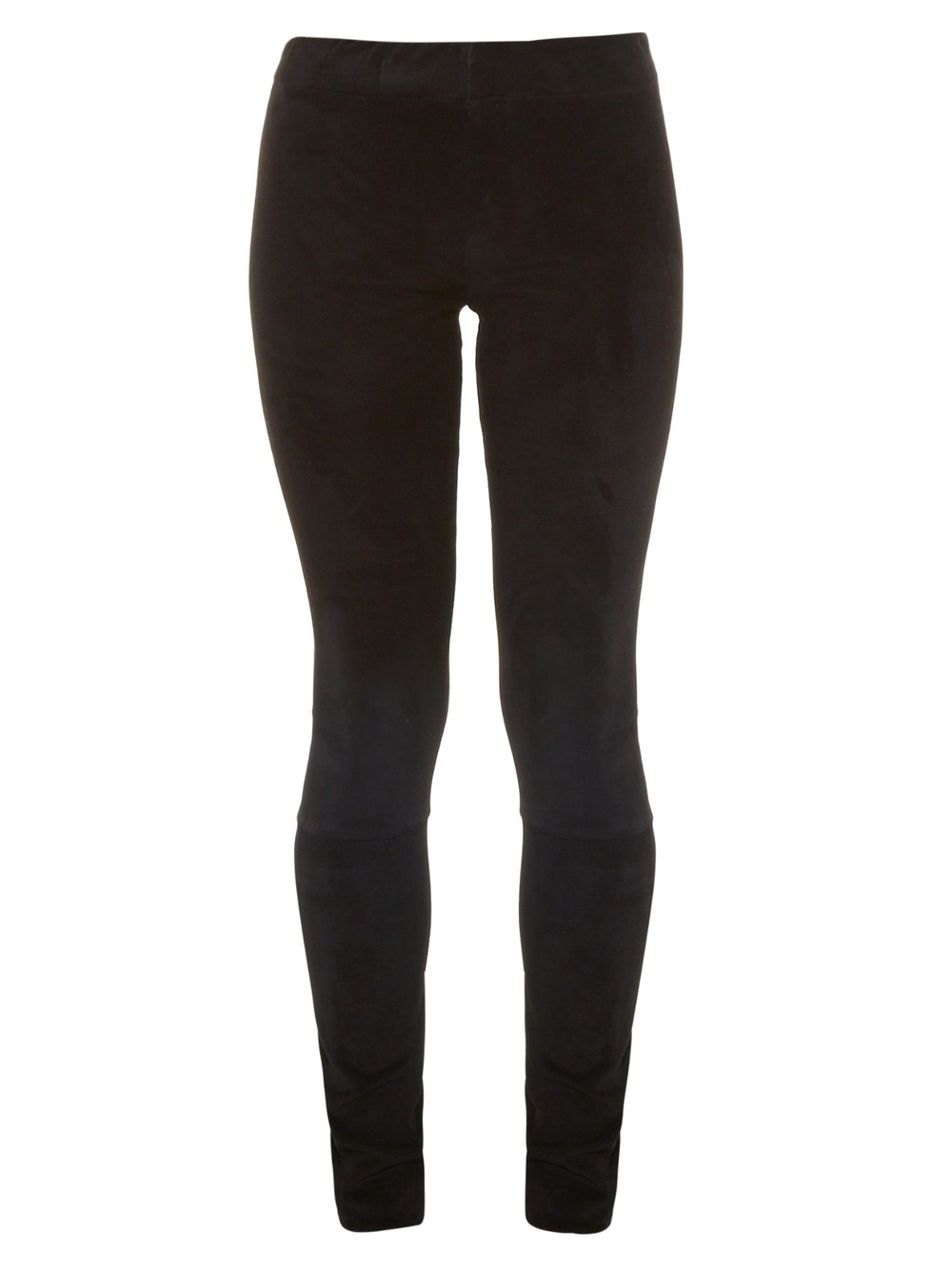 The Row Suede Leggings