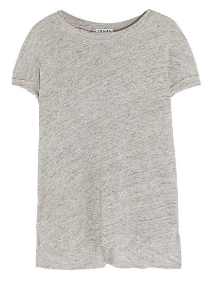 Frame Denim Gray T-Shirt