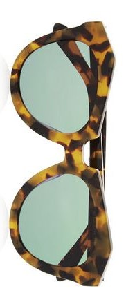 Karen Walker Tortoise Shell Sunglasses