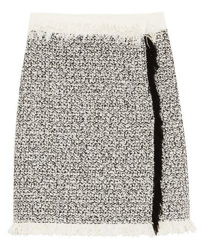 Lanvin Tweed Skirt