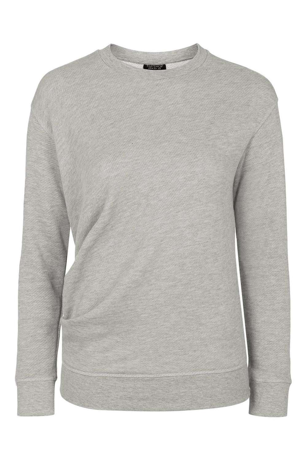 Topshop Basic Sweatshirt