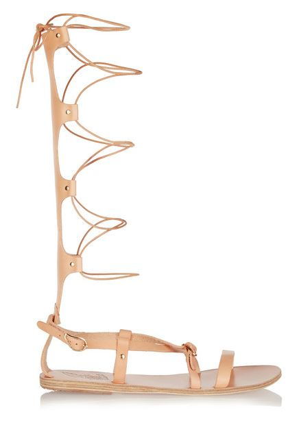 Ancient Greek Sandals gladiator sandal