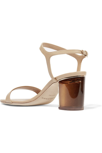 Burberry London Leather Sandals
