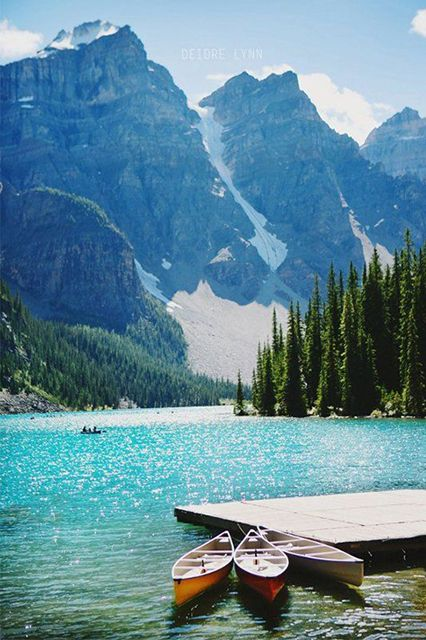 Banff, Alberta, Canada Lake Louise