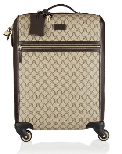 Gucci luggage