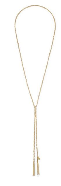 Carolina Bucci necklace