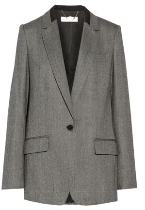 Stella McCartney gray blazer