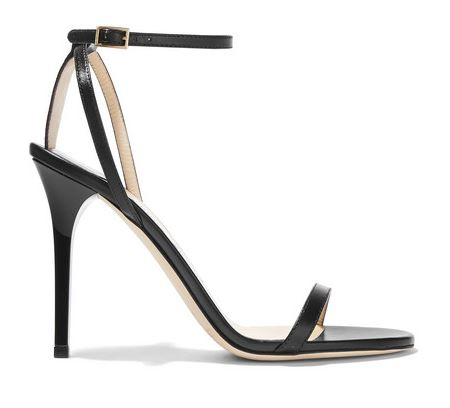 Jimmy Choo strappy evening shoe