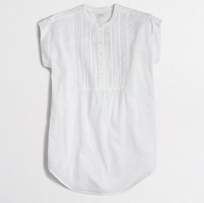 J.Crew Factory blouse $35