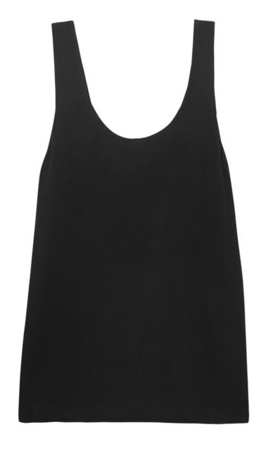 Equipment tank top