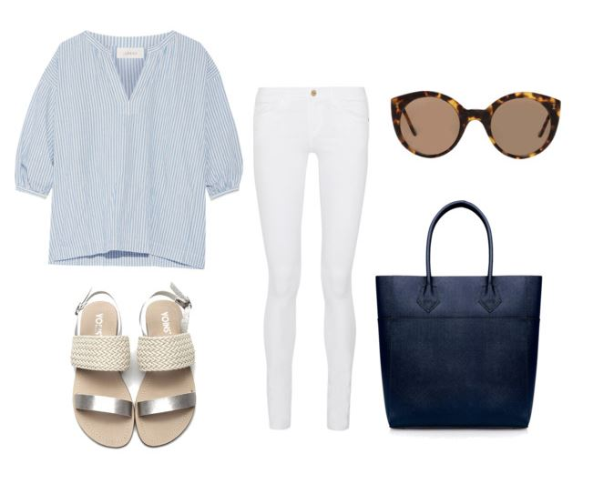 The Great  |  Yoins  |  Frame Denim  |  Illesteva  |  Rebecca Minkoff