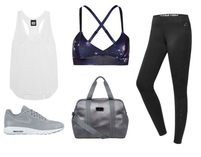 Ivy Park  |  Nike  |  Live the Process  |  Adidas by Stella McCartney  |  Nike
