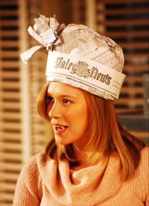 Paris Geller, Gilmore Girls