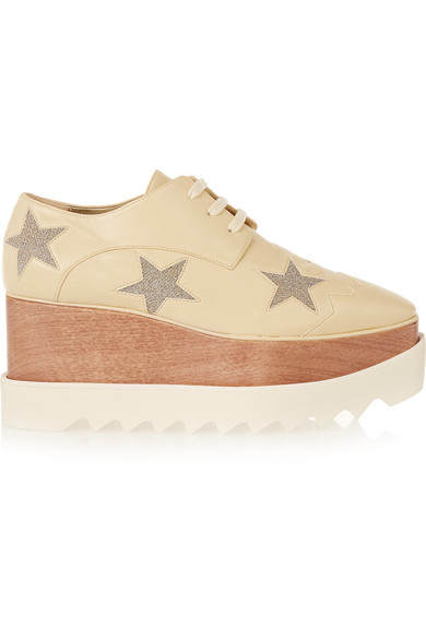 Stella McCartney flatforms