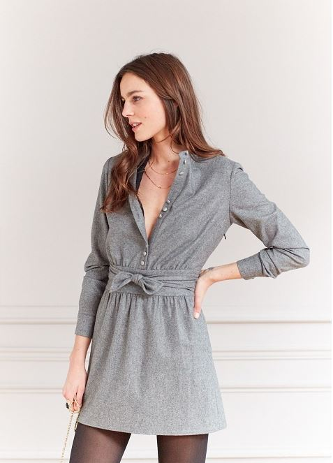 Sezane Lila Dress