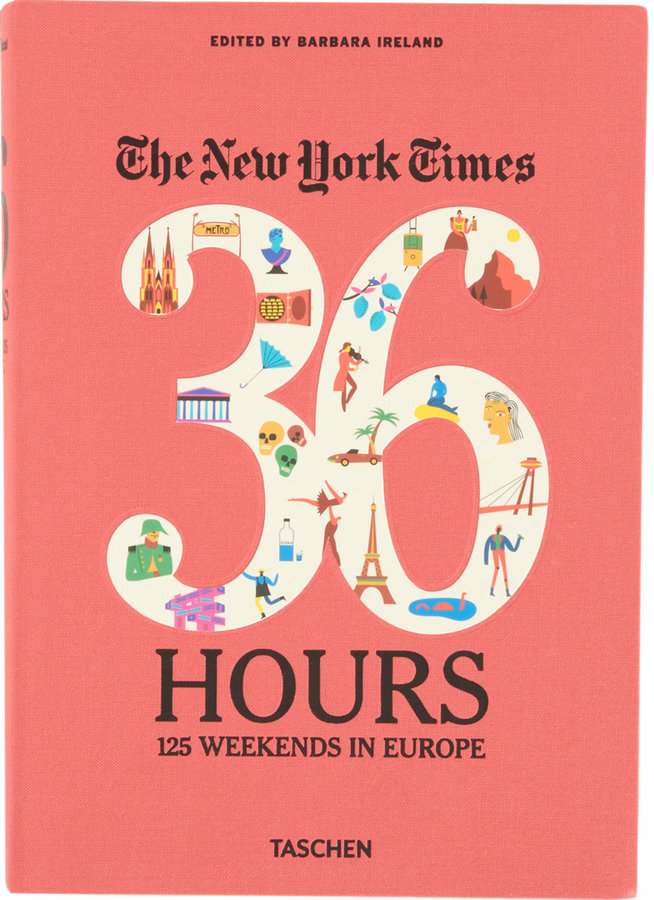 nytimes 36 hours guide